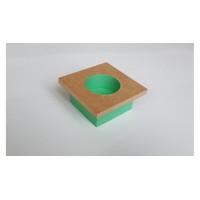 Подрозетник звукоизоляционный TichoBlock 1
