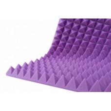 Акустический поролон пирамида 70