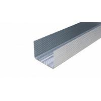 Профиль направляющий GYPROC Ультра 0,6мм 50х37х3000мм
